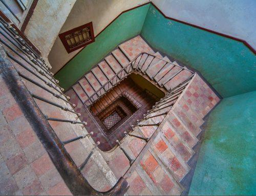 Escalera de la calle Alfonso